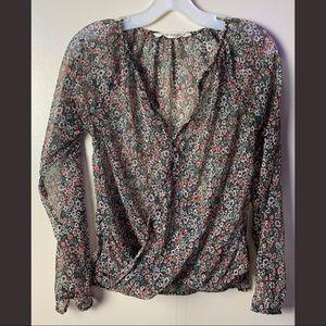 Hippie Laundry Boho Long Sleeve Shirt